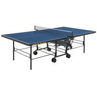 Теннисный стол тренировочный Sunflex True Indoor синий