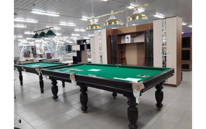 Бильярдный стол Домашний Люкс 2 РП 12ф СС +