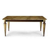 Стол с каменной столешницей Модена прямоугольный