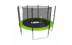 Батут UNIX line Simple 6 ft Green (inside)