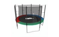 Батут UNIX line Simple 8 ft Color (inside)