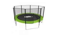 Батут UNIX line Simple 10 ft Green (outside)