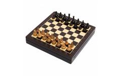 Шахматы Сенеж Woodgame венге