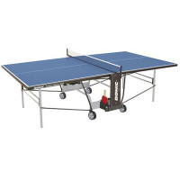 Теннисный стол Donic Indoor Roller 800 синий уцененный