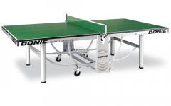 Стол теннисный Donic World Champion TC зеленый