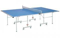 Всепогодный теннисный стол DFC Tornado синий S600B +