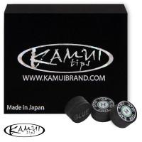 Наклейка для кия Kamui Black ø12мм Hard 1шт.