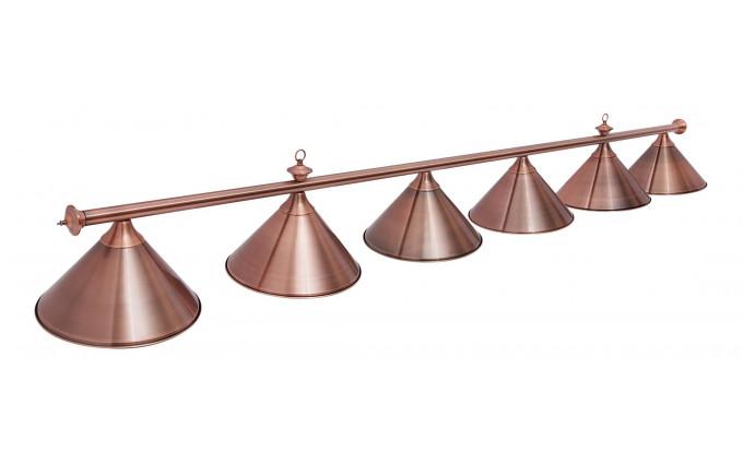 Светильник Marseille Red Bronze 6 плафонов