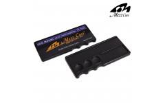 Инструмент для наклейки Mezz Cue Magic Professional Tip Tool черный