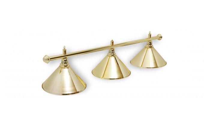 Светильник Prestige Golden 3 плафона