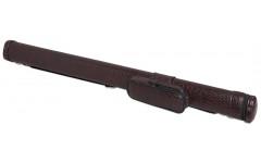 Тубус Fortuna Action TR 1x1xEX с отделением для удлинителя коричневый