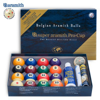 Шары Super Aramith Pro-Cup Value Pack Pool ø57,2мм