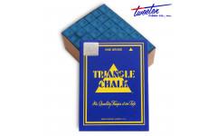Мел Triangle Blue 144шт.