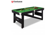 Бильярдный стол Fortuna Hobby BF-630S Cнукер 6фт с комплектом аксессуаров
