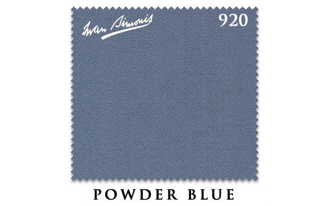 Сукно Iwan Simonis 920 195см Powder Blue