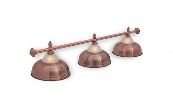 Светильник Crown Red Bronze 3 плафона