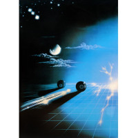 Постер Billiard 2000 84×60cм