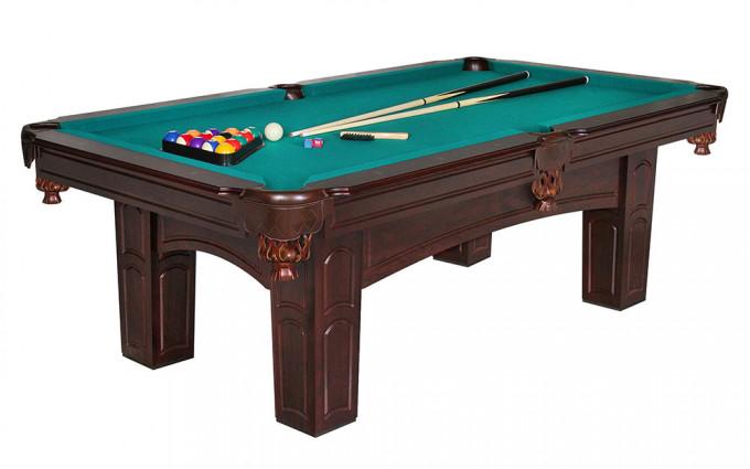 Бильярдный стол Fortuna Brookstone Пул с комплектом аксессуаров