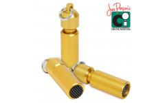 Брелок-инструмент для обработки наклейки Joe Porper`s Prik Stik золото