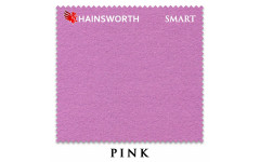 Сукно Hainsworth Smart Snooker 195см Pink