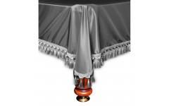 Покрывало Венеция 9фт шёлк серебро