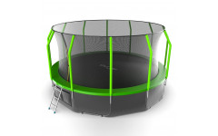 Батут EVO JUMP Cosmo 16ft (Green) + Lower net